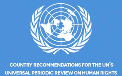 Diritti delle Donne. Revisione Periodica Universale (UPR)