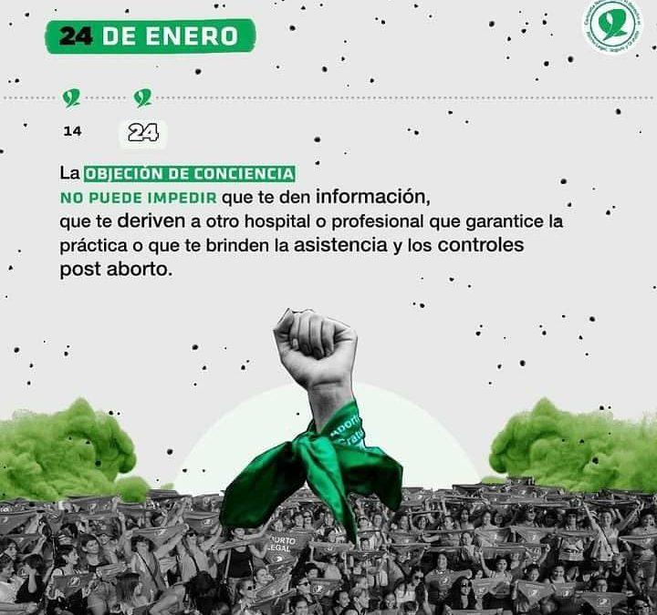 Testo della legge argentina sulla interruzione volontaria di gravidanza